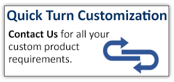 Quick Turn Product Customization