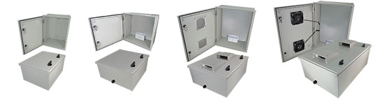 Altelix NEMA Rated NFC Series Weatherproof Enclosures