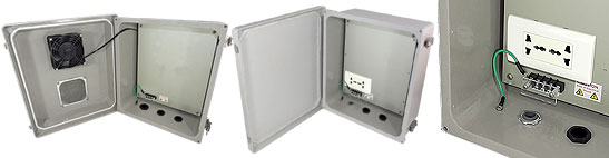 Altelix NEMA Rated Weatherproof Enclosures