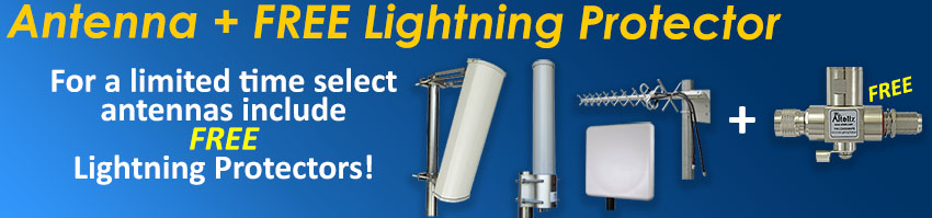 Free Lightning Protector Promotion