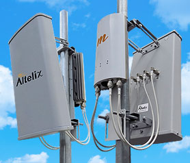 Altelix 4-Port Sector Antennas for Mimosa A5c